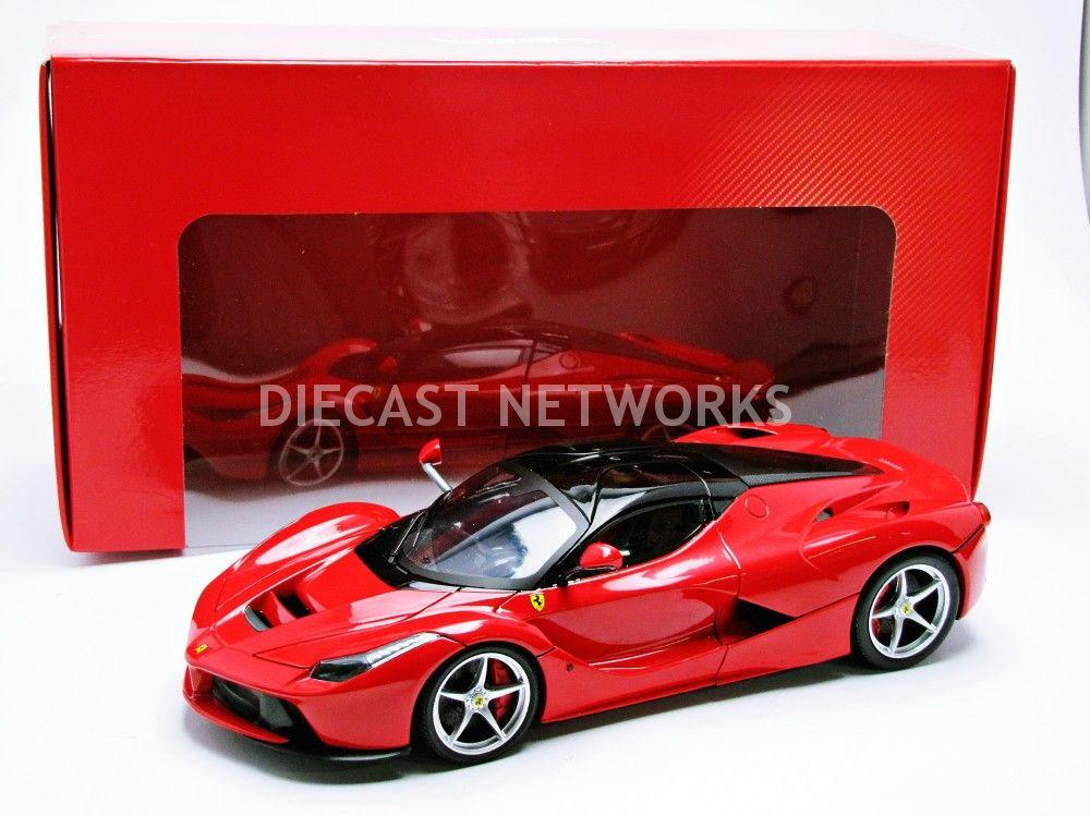 Hotwheels Ferrari Ferrari LaFerrari Mattel BLY54 Scala 1//18