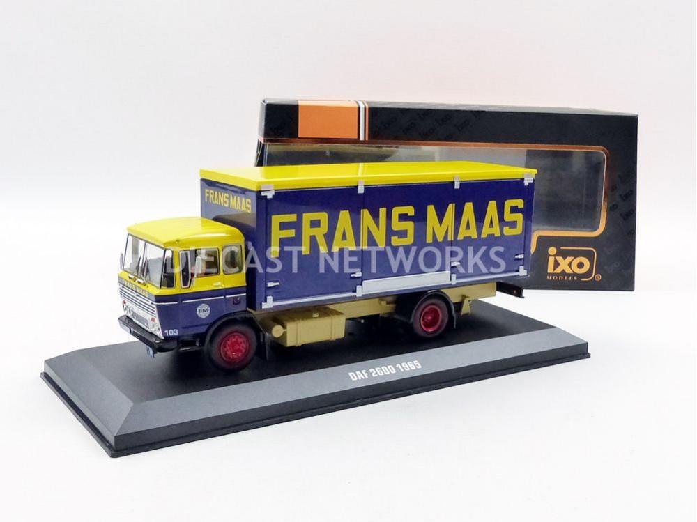 DAF 2600 - FRANS MASS 1965