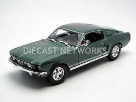FORD MUSTANG FASTBACK - 1967
