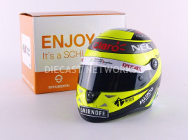CASQUES S. PEREZ - FORCE INDIA 2016