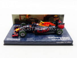 RED BULL TAG HEUER RB12 - 3EME PLACE BRAZILIAN GP 2016
