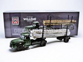 WILLEME LD610 FARDIER - 1958