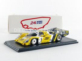 PORSCHE 956 NEW MAN - WINNER LE MANS 1985