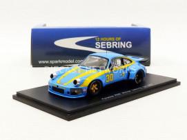 PORSCHE 911 CARRERA RSR - WINNER 12H SEBRING 1977