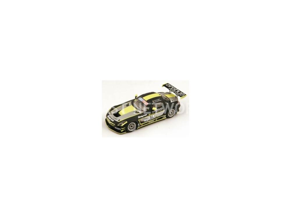 MERCEDES-BENZ SLS AMG GT3 - WINNER 12H BATHURST 2013