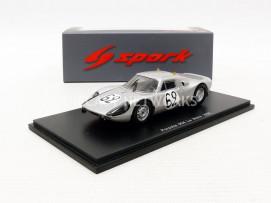 PORSCHE 904/4 GTS - LE MANS 1965