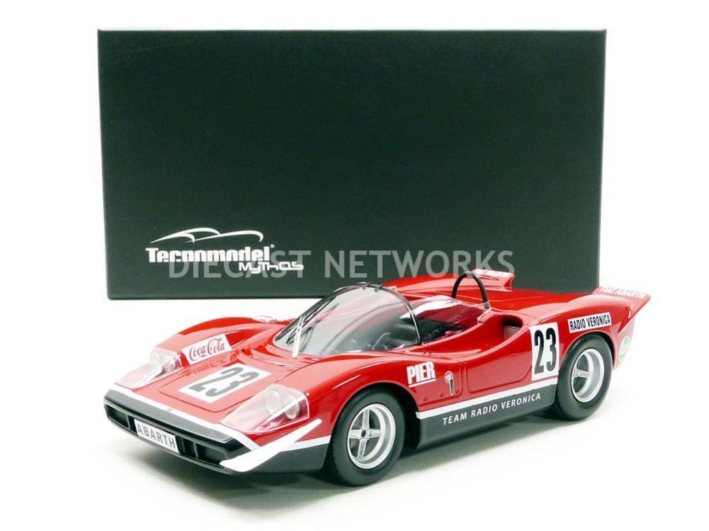 ABARTH 2000 S - SILVERSTONE 1969