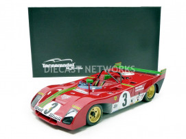 FERRARI 312 PB - WINNER 1000 KM DE SPA 1972