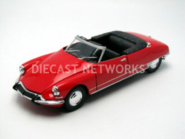 CITROEN DS 19 CABRIOLET - OPEN