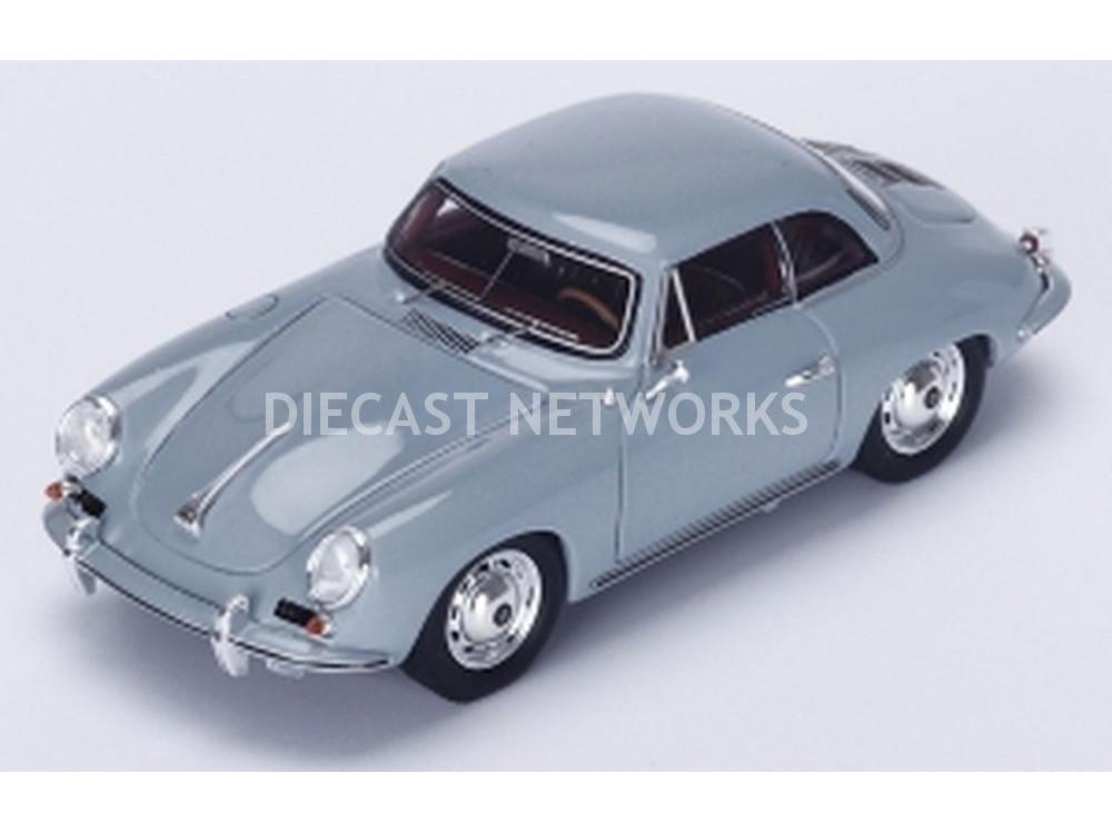 PORSCHE 356 C HARD TOP COUPE - 1963