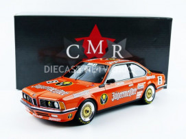 BMW 635 CSI - JAGERMEISTER EUROPEAN CHAMP 1984