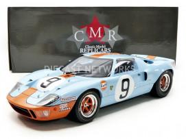 FORD GT 40 MK I - GULF - WINNER LE MANS 1968