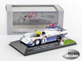 PORSCHE 956 - WINNER LE MANS 1983