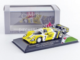 PORSCHE 956 NEW MAN - WINNER LE MANS 1985