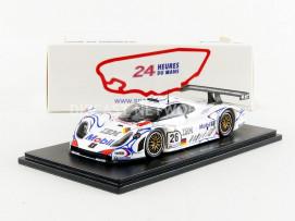 PORSCHE 911 GT1 - WINNER LE MANS 1998