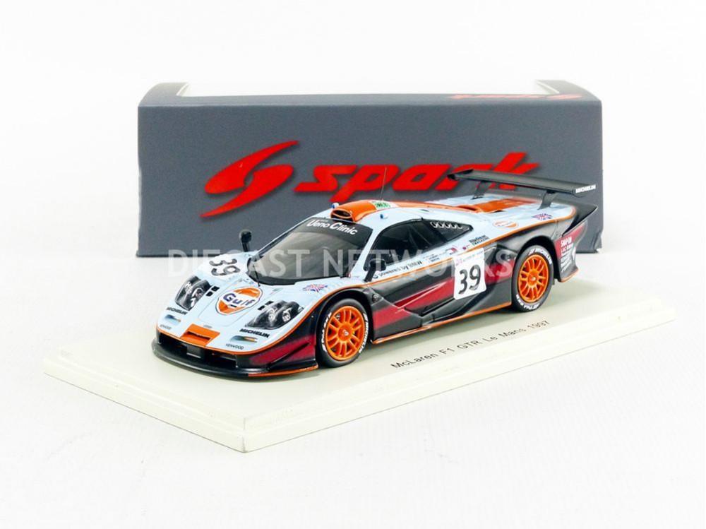 MCLAREN F1 GTR - LE MANS 1997