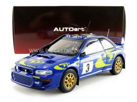 SUBARU IMPREZA WRC - RALLYE DU SAFARI 1997