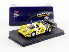 PORSCHE 956 - WINNER LE MANS 1984