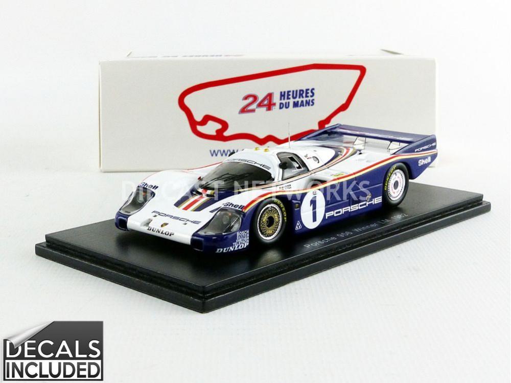 PORSCHE 956 ROTHMANS - WINNER LE MANS 1982