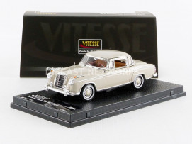 MERCEDES-BENZ 220 SE COUPE - 1959
