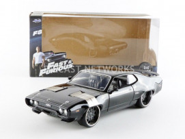 PLYMOUTH GTX - DOM - FAST AND FURIOUS 8