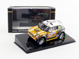 MINI ALL 4 RACING - DAKAR - 2013