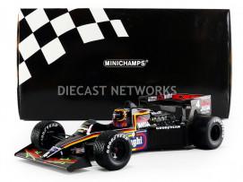 TYRRELL 012 - GP MONACO 1984