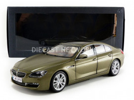 BMW SERIE 6 GRAN COUPE 650I (F06) - 2012