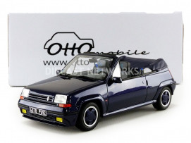 RENAULT 5 GT TURBO CABRIOLET BY EBS - 1990