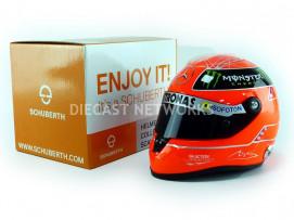 CASQUE M. SCHUMACHER - MERCEDES GP F1 2012