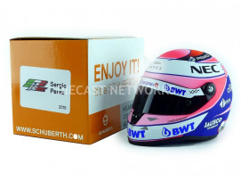 CASQUES S. PEREZ - FORCE INDIA 2018