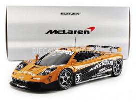 MC-LAREN F1 GTR - LE MANS 1996