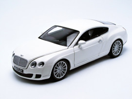 BENTLEY CONTINENTAL GT - 2008