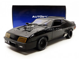 FORD FALCON XB TUNED - BLACK INTERCEPTOR