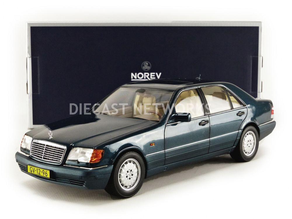 MERCEDES-BENZ S600 W140 - 1997 - Five Diecast