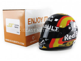CASQUES CARLOS SAINZ JR - RENAULT RS 18 2018