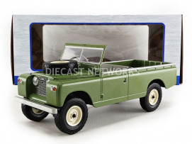 LAND ROVER 109 PICK UP SERIE II - 1959