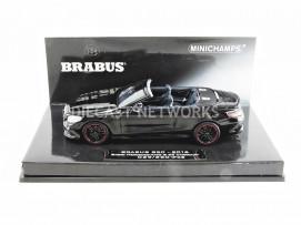 BRABUS 850 MERCEDES AMG S63 CABRIOLET - 2016