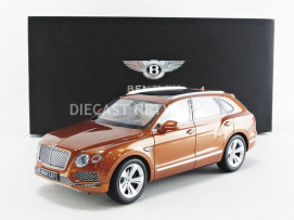 BENTLEY BENTAYGA - 2015