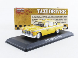 CHECKER TAXI - TAXI DRIVER MOVIE 1976