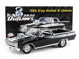 CHEVROLET EL CAMINO - DRAG OULAWS - 1965