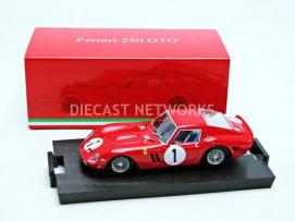 FERRARI 250 GTO - 1000 KMS PARIS 1962