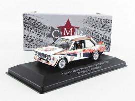 FIAT 131 ABARTH - WINNER HUNSRUCK RALLYE 1980